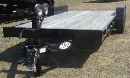 American Mfg. Car Hauler 14K Car / Racing Trailer
