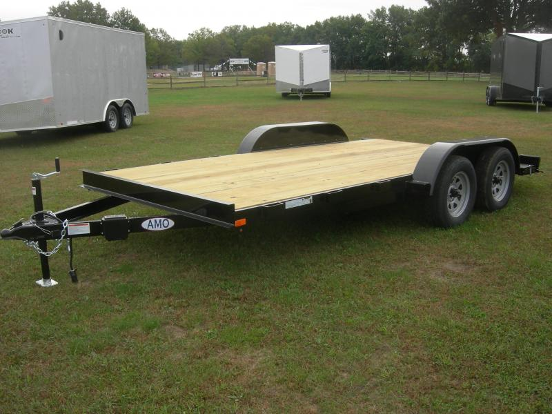 2019 AMO UT162 Car / Racing Trailer