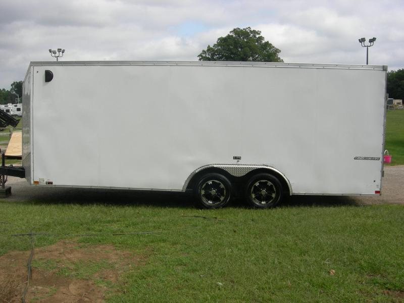 2019 Impact Trailers IT8.5x20TA@ Enclosed Cargo Trailer