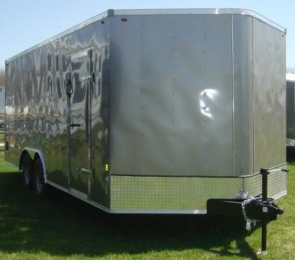 2018 Interstate SFC820TA3XLT Enclosed Cargo Trailer