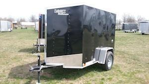 Look STLC7X14TE2 Enclosed Cargo Trailer