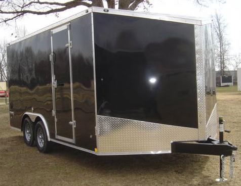 2018 Stealth Trailers S19TT8516TA2 Car / Racing Trailer