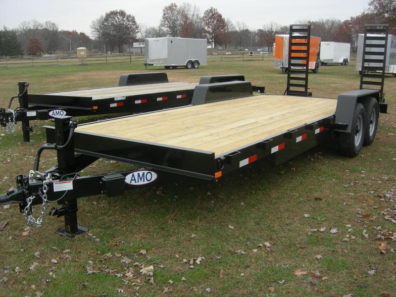 2019 American Manufacturing Operations (AMO) UG202 Car / Racing Trailer