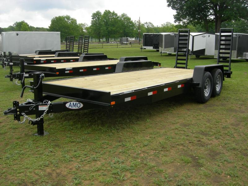 2019 American Manufacturing Operations (AMO) UG20Equip Equipment Trailer