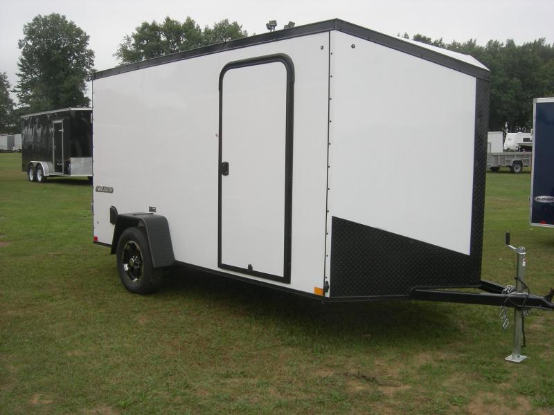 2019 Impact Trailers ITT612SA Enclosed Cargo Trailer