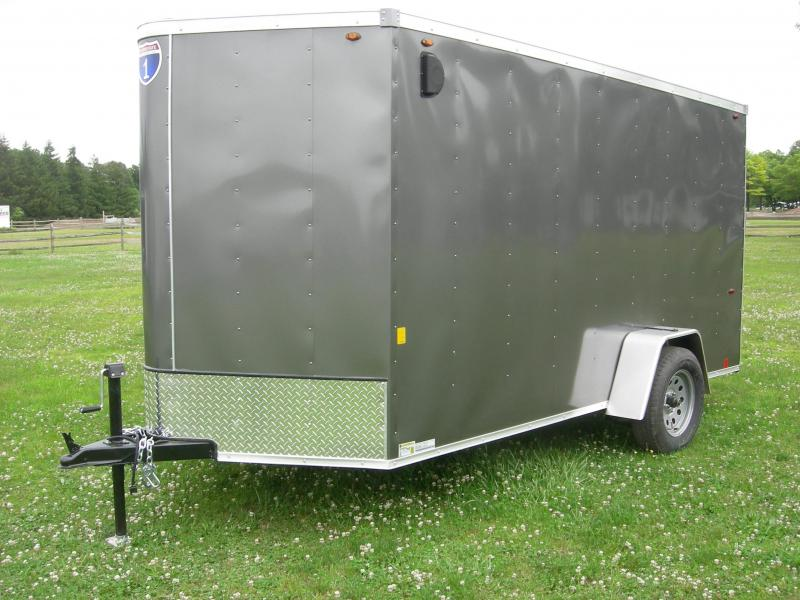 2019 Interstate SFC612SAFS Enclosed Cargo Trailer