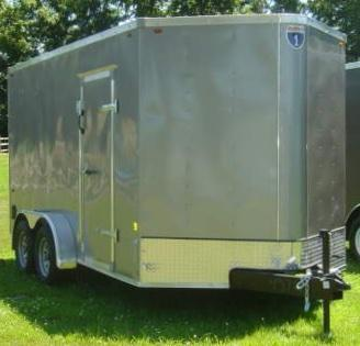 2019 Interstate SFC7X14TA2 Enclosed Cargo Trailer