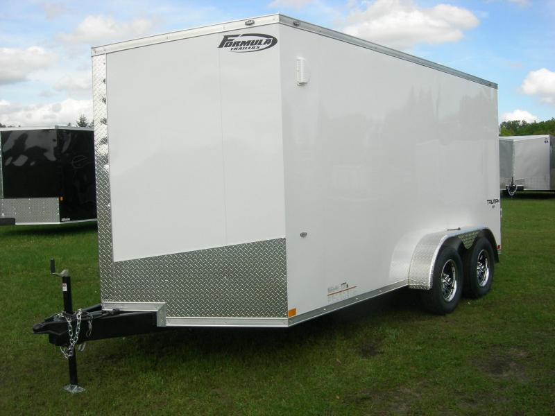 2020 Formula Trailers FSCB714TE2 Enclosed Cargo Trailer