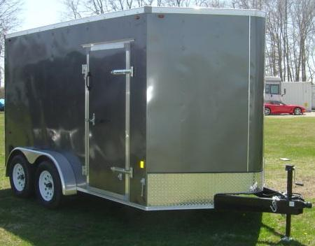 2018 Interstate SFC612SAFS Enclosed Cargo Trailer