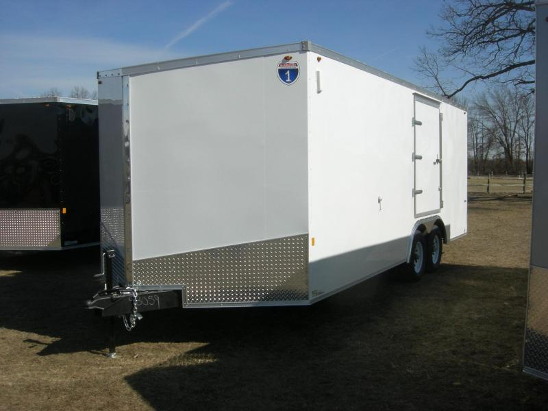 2019 Interstate IFC820TA3XLT Car / Racing Trailer