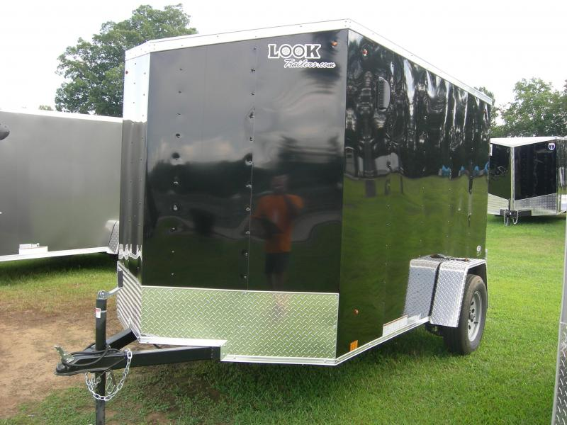 2020 Look Trailers STLC6x10SI2DLX Enclosed Cargo Trailer
