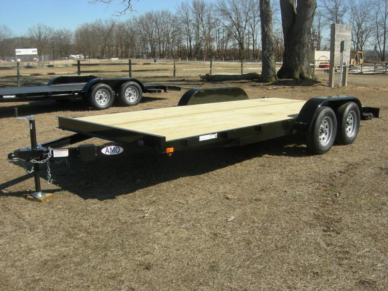 2019 American Trailers UT182Car Car / Racing Trailer