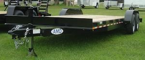 American Mfg Tandem Axle 10K
