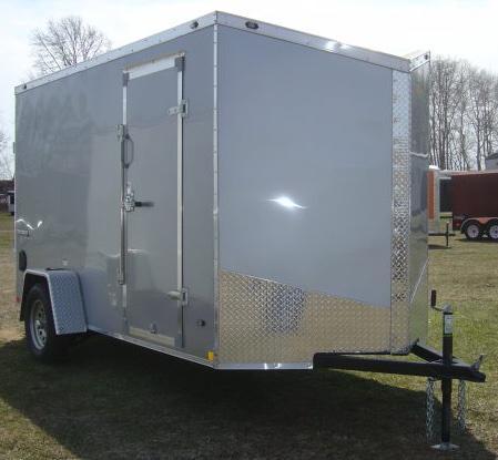 2018 Stealth Trailers S19TT612SA Enclosed Cargo Trailer