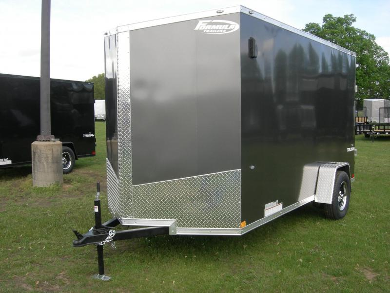 2020 Formula Trailers FSCB612SI2 Enclosed Cargo Trailer