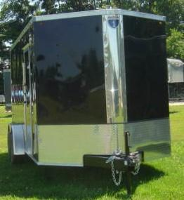2019 Interstate IFC7X16TA2 Enclosed Cargo Trailer