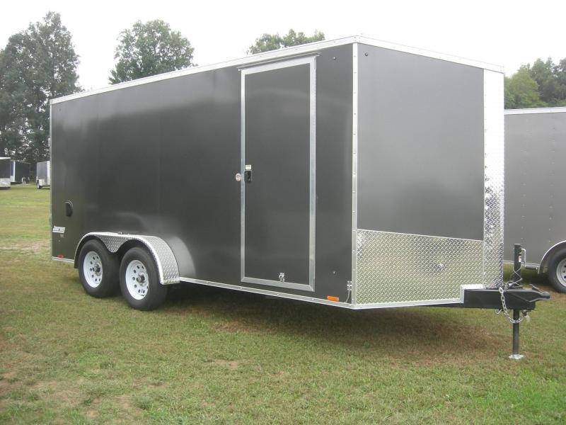 2019 Pace American Journey Se Cargo Flat Top Cargo / Enclosed Trailer