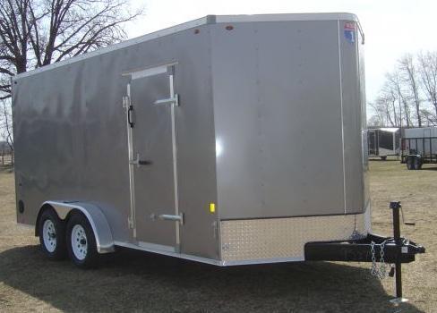 2018 Interstate SFC716TA2 Enclosed Cargo Trailer