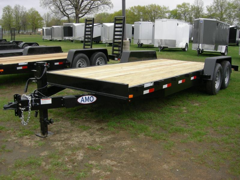 2019 American Manufacturing Operations (AMO) UG82x20Car Hauler Car / Racing Trailer