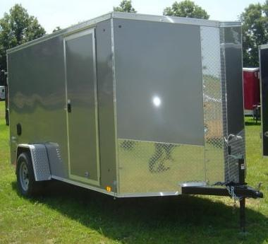 2019 Look Trailers EWLC6X12SI2 Enclosed Cargo Trailer