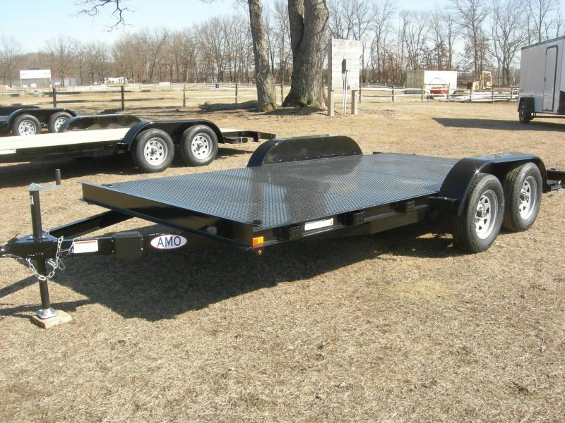 2019 American Trailers UT162Car Car / Racing Trailer