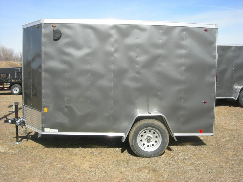 2020 Interstate SFC510SAFS Enclosed Cargo Trailer