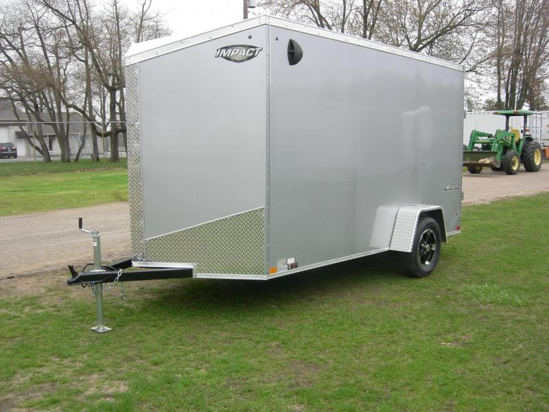 2020 Impact Trailers ITT612SA Enclosed Cargo Trailer