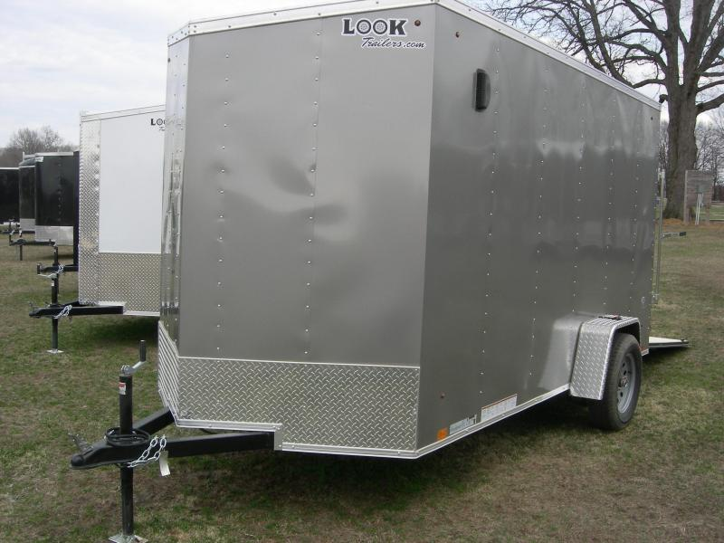 2020 Look Trailers STLC6x12SI2DLX Enclosed Cargo Trailer