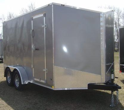 2018 Stealth S19MSE 7 x 14 Trailer