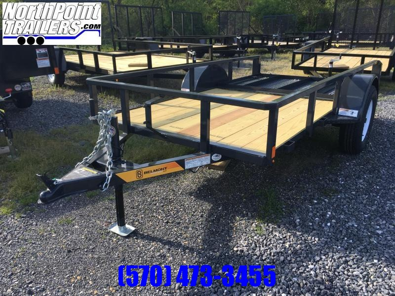 2017 Belmont Machine UT510TT Utility Trailer