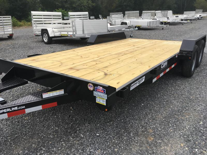 2019 Cam Superline 18' Car Hauler - 3.5CAM18CH