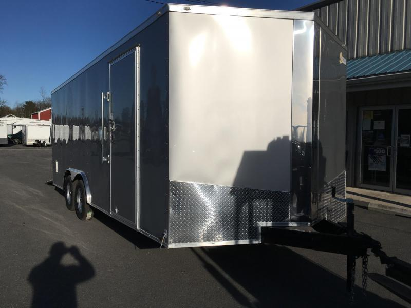 2018 Samson SP8.5x20 Enclosed Trailer