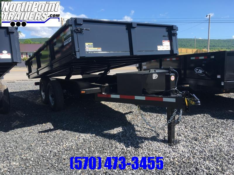 2019 Belmont Machine DT714DO-12K Dump Trailer