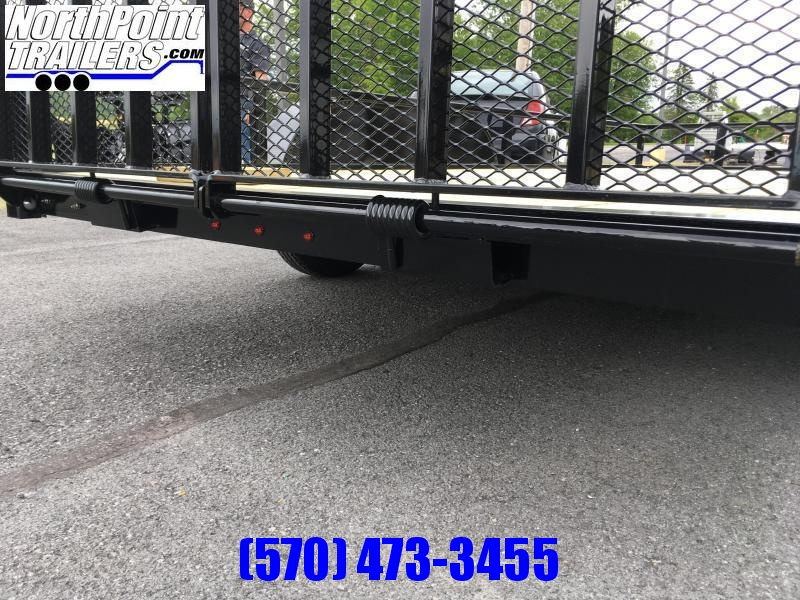 2018 Belmont UT616TA-7K - Charcoal