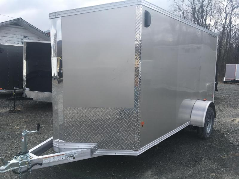 2018 CargoPro Stealth C6X12 Enclosed Cargo Trailer