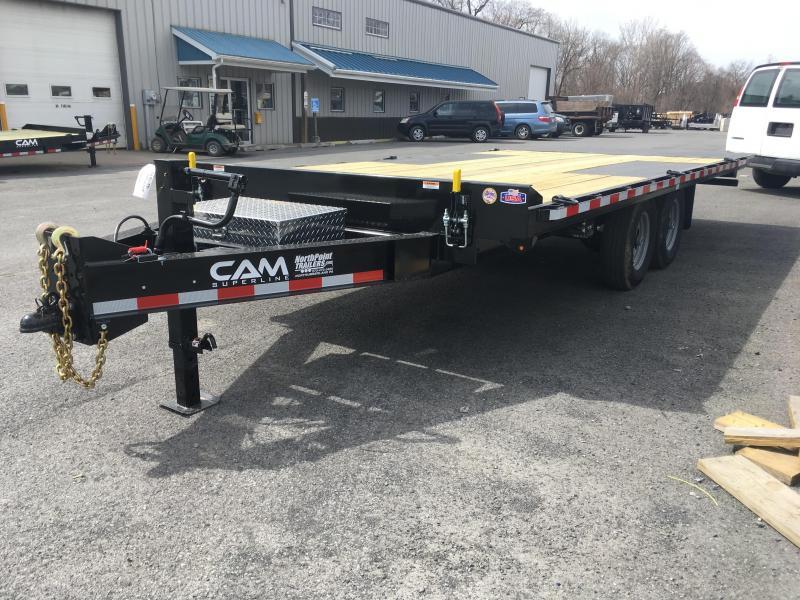 2019 CAM 7CAM820DOTT - Deckover Full Tilt