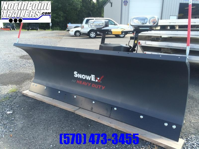 NEW SnowEx 8600 Heavy Duty Snow Plow