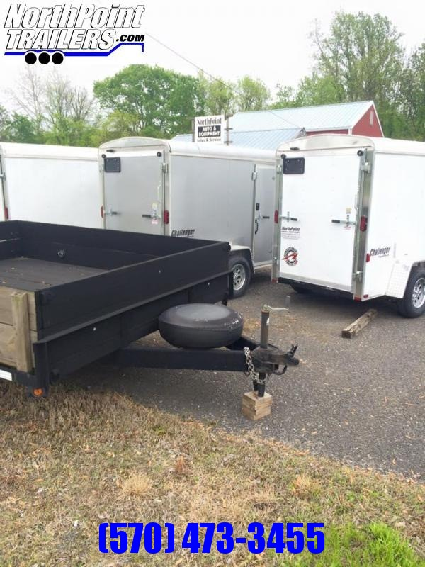 2010 TWF Mfg ATV Trailer