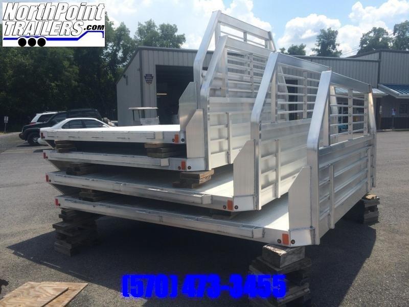 Aluma 81106H Truck Bed