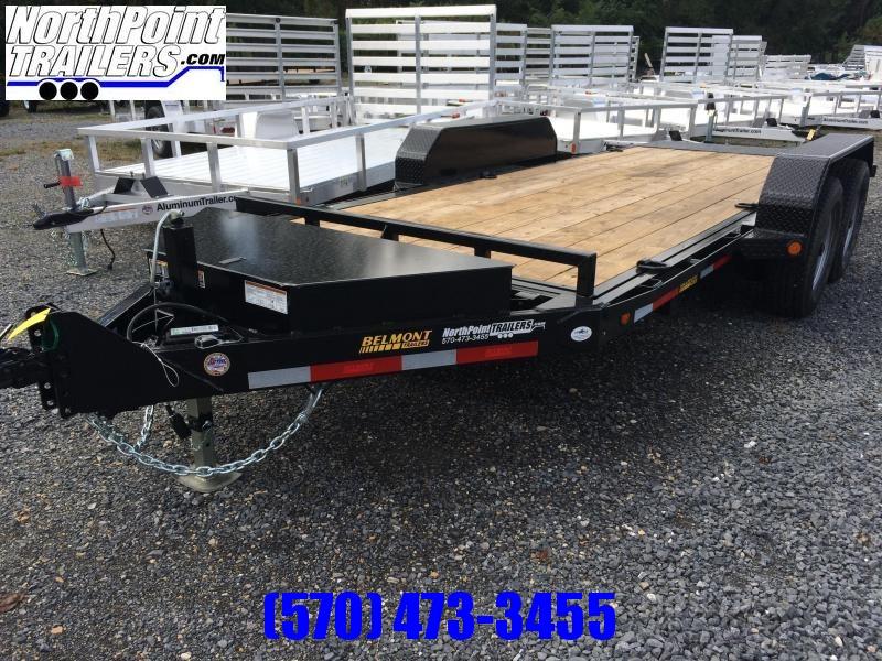 2017 Belmont SSTD18-12 Skidsteer Tilt Deck