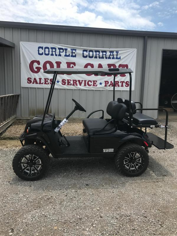 2018 E-Z-GO TXT Golf Cart