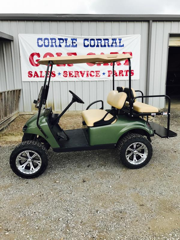 2014 E-Z-GO TXT Golf Cart