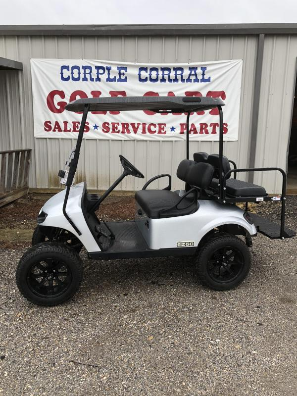 2015 E-Z-GO gas txt Golf Cart