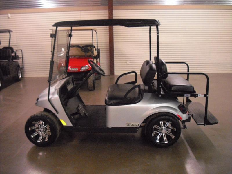 2013 E-Z-GO 48v TXT Golf Cart