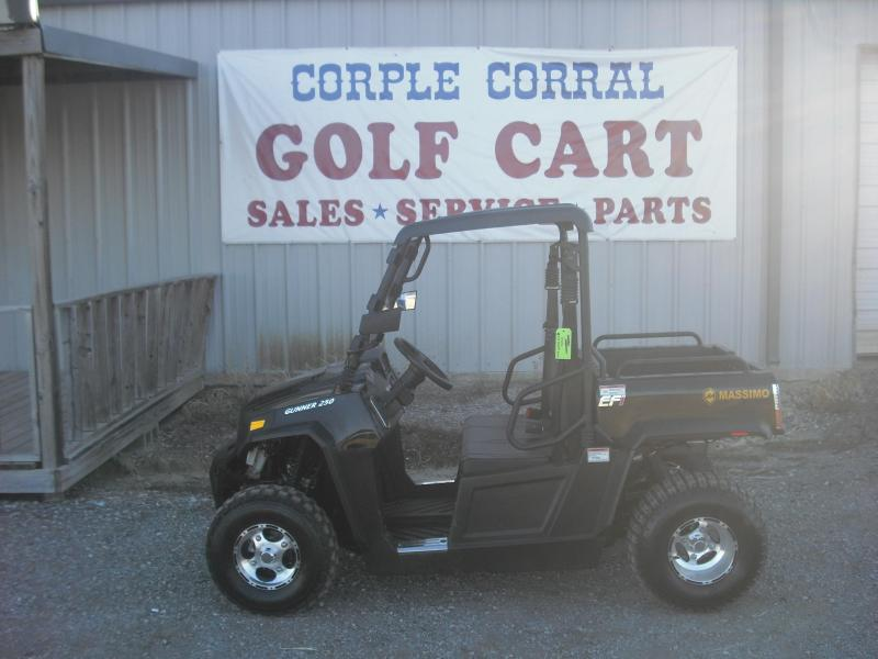 2018 Massimo GUNNER 250 Utility Side-by-Side (UTV) golf cart carts car