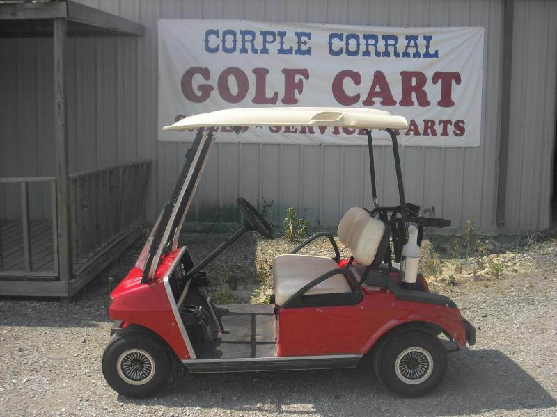 1997 Club Car 48v Golf Cart
