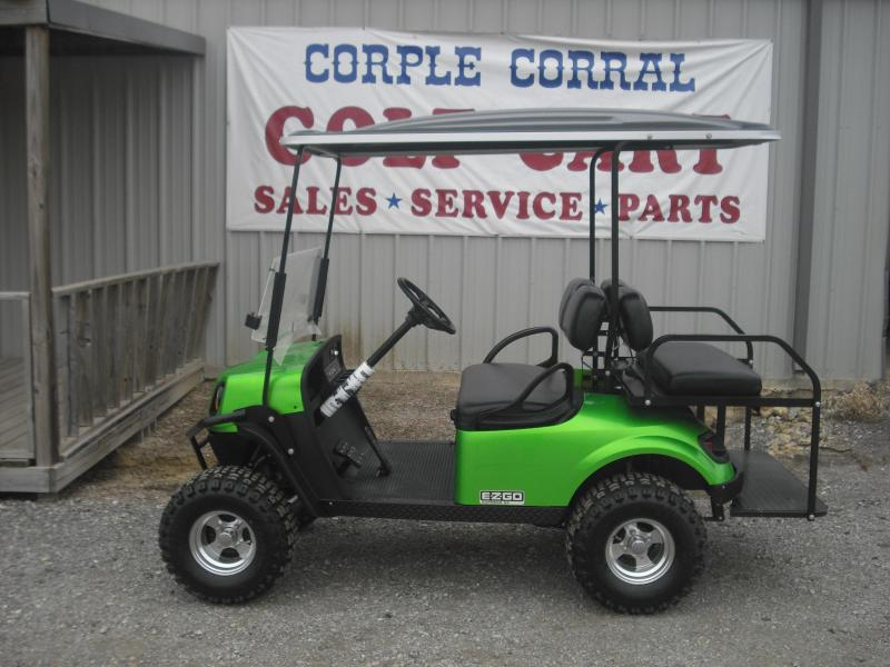 2015 E-Z-GO GAS S4 EXPRESS Golf Cart