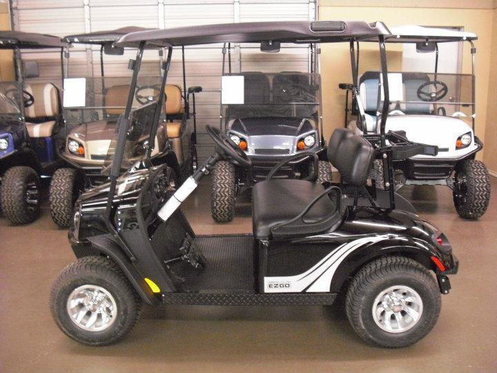2018 E-Z-Go 72 Volt golf cart carts car