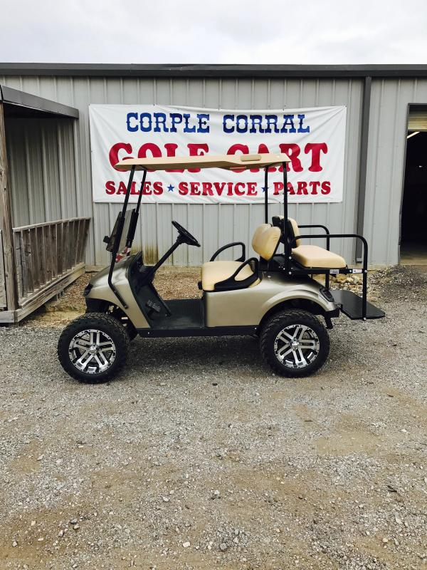 2016 E-Z-GO TXT Golf Cart carts car