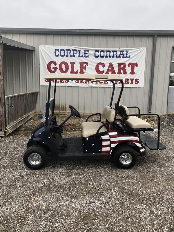 2012 E-Z-GO 48 VOLT RXV golf cart Golf Cart